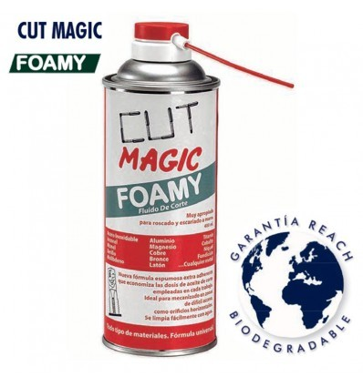 Refrigerante de corte TM80 XTRA-FOAMY TAP MAGIC