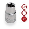 "Llaves de vaso Torx 1/4"" CrV DOGHER TOOLS"