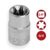 "Llaves de vaso torx 3/8"" CrV DOGHER TOOLS"
