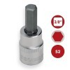 "Llaves de vaso 3/8"" punta hexagonal S2 DOGHER TOOLS"