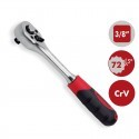 "Llave de carraca CrV 3/8"" 72 dientes DOGHER TOOLS"