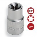 "Llaves de vaso torx 1/2"" CrV DOGHER TOOLS"