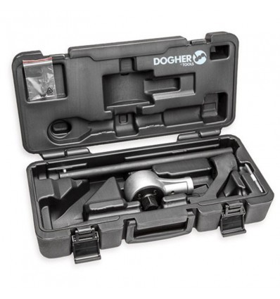 "Multiplicador de par 1/2"" a 3/4"" 1:3 1500 Nm DOGHER TOOLS"