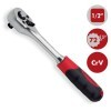 "Base combinada 1/4"" 1/2"" 43 pzs vasos bihexagonal DOGHER TOOLS"