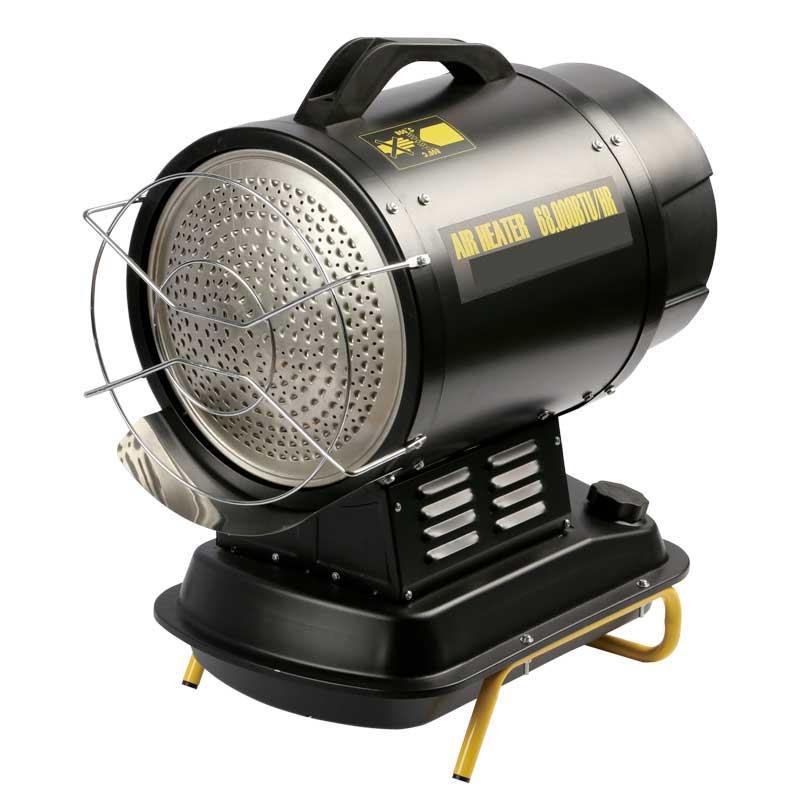 Calefactor de infrarrojos FENIX20 20 KW