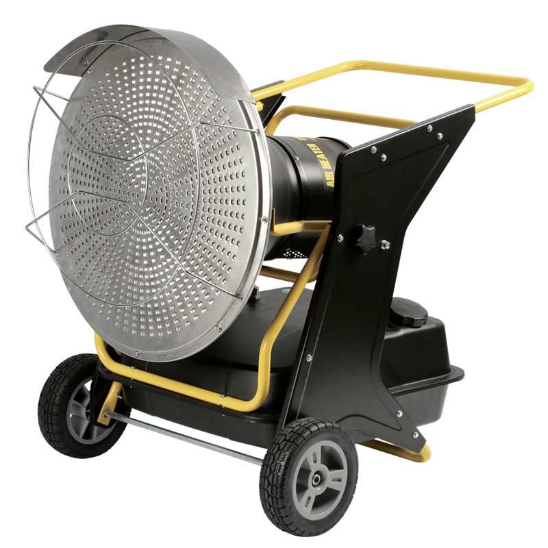 Calefactor de infrarrojos FENIX40 40 KW