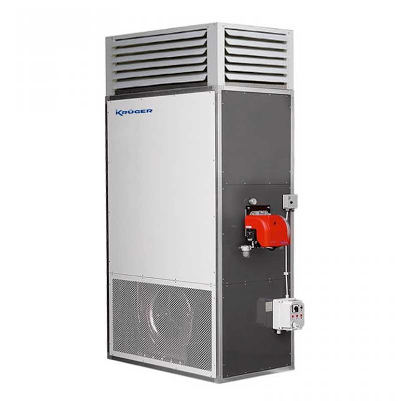 Calefactor industrial ODIN150 150KW