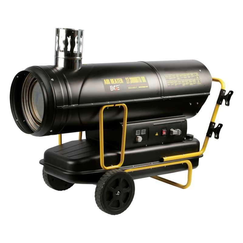 Calefactor Gas-Oil TITAN80 80 KW