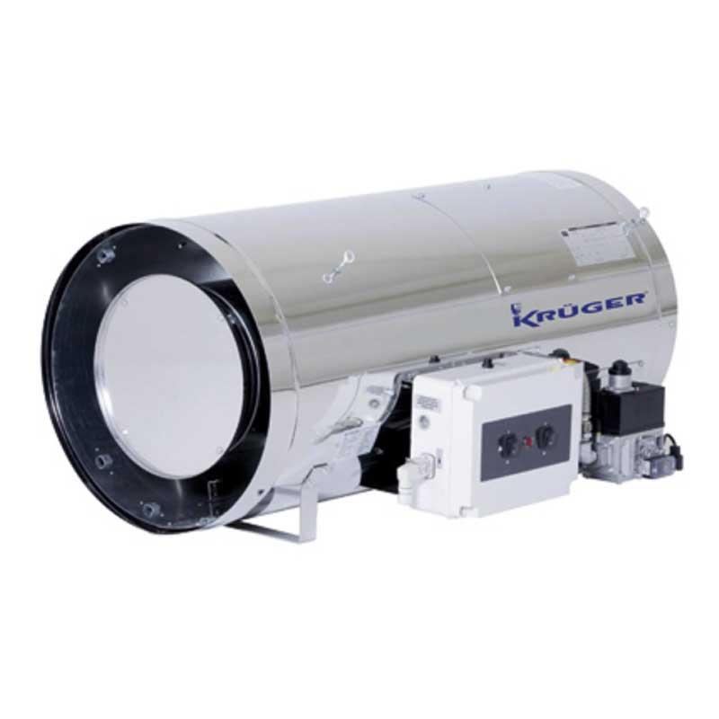 Calefactor a gas ASGARD100A 125 KW