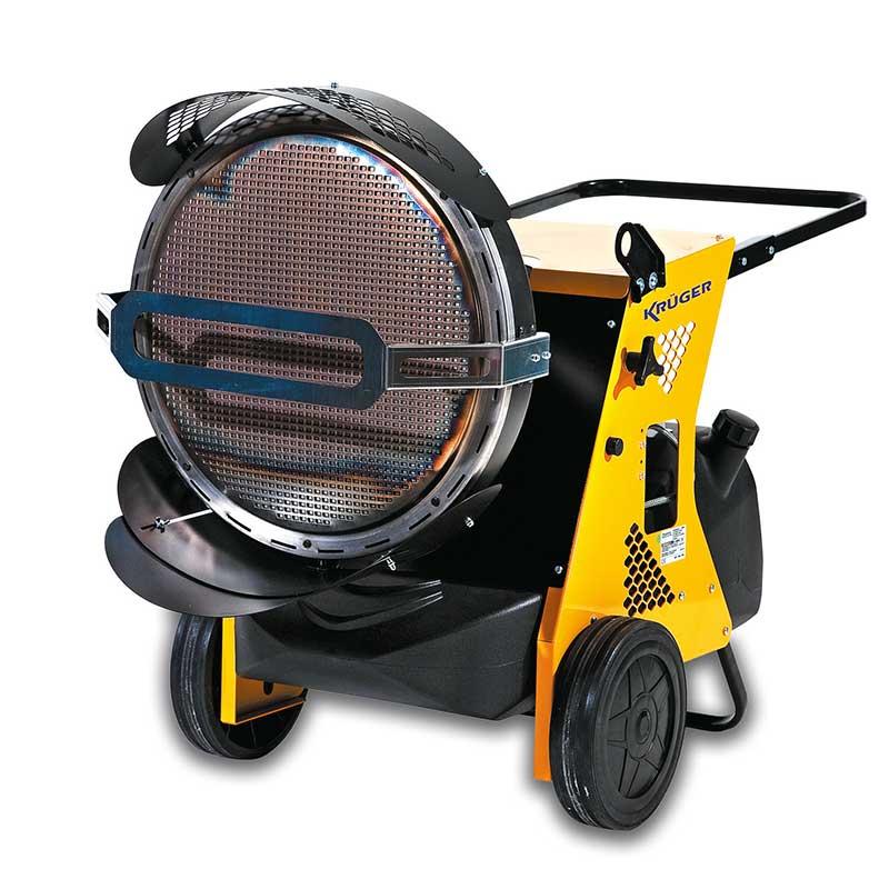 Calefactor de infrarrojos HEIMDAL45 45 KW