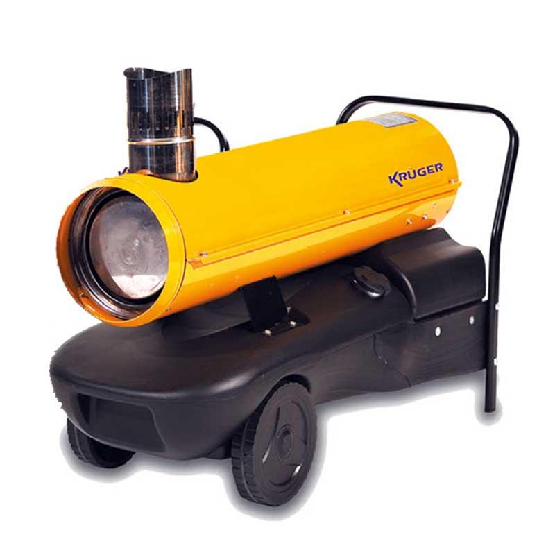 Calefactor Gas-Oil LOKI32 32 KW