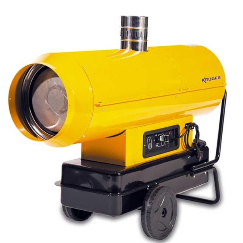 Calefactor Gas-Oil LOKI85 85 KW
