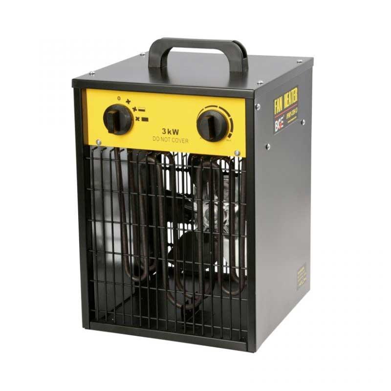 Calefactor eléctrico LYRA33 3 KW