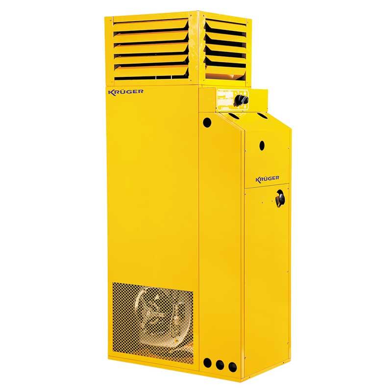 Calefactor industrial NERTA70 70KW