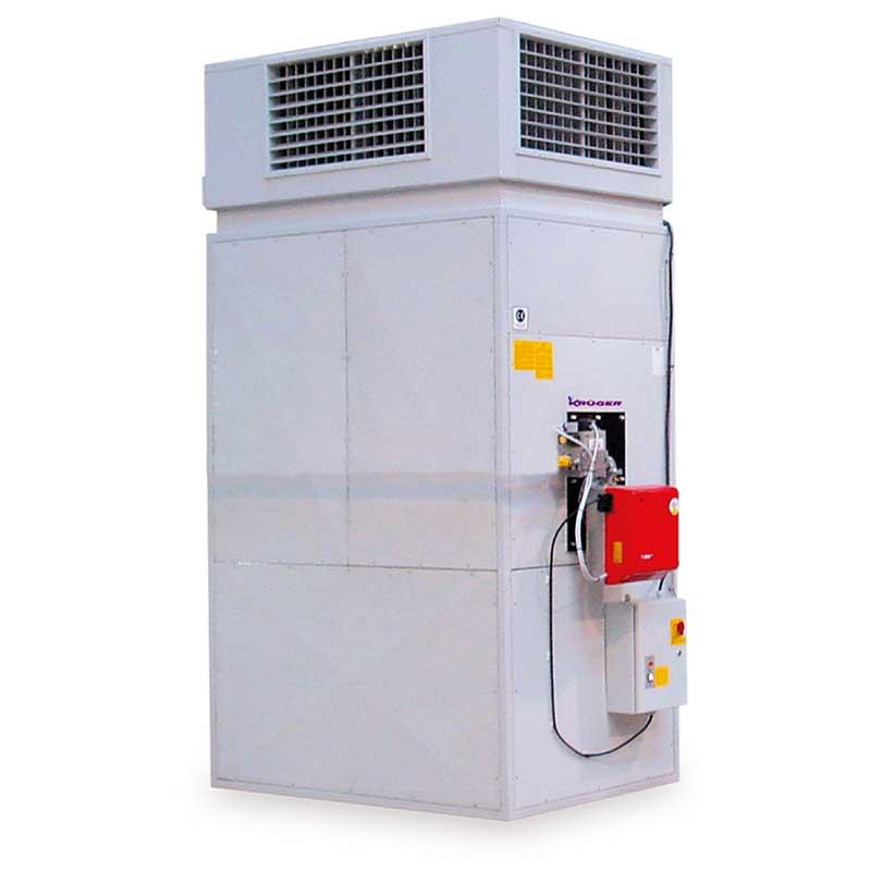 Calefactor industrial ODIN200 200KW