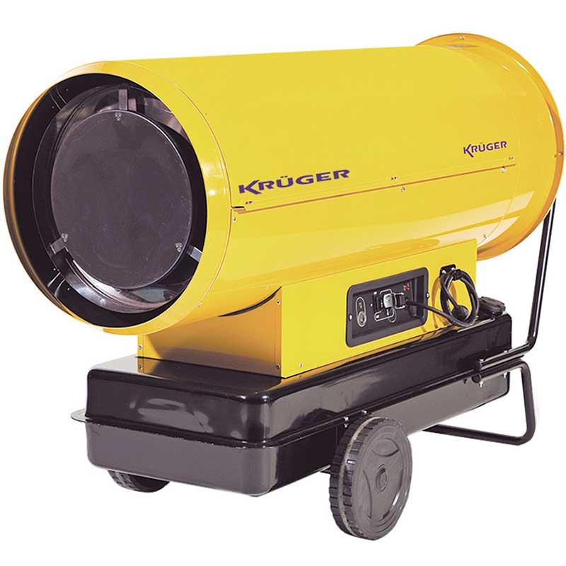 Calefactor Gas-Oil SKOL105 105 KW