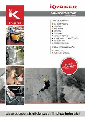 Catálogo KRUGER 2017 en MonTec