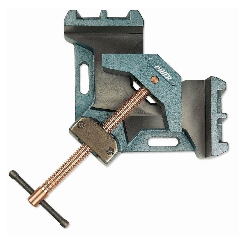 Mordaza de fundición de ángulo para metal A-10 PIHER