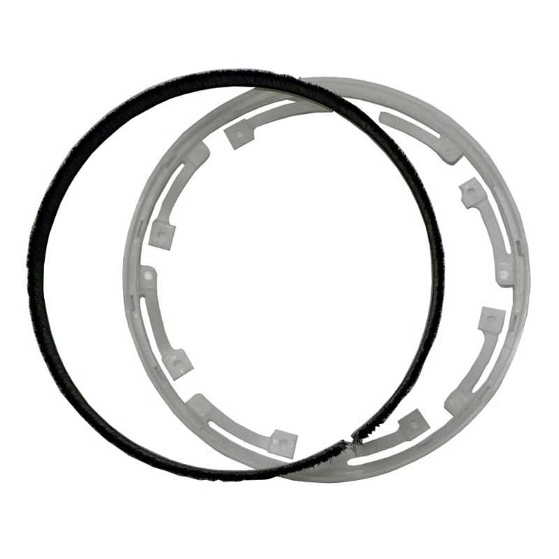 Corona de cepillo nylon para lijadora jirafa WS7 WST700 FLEX