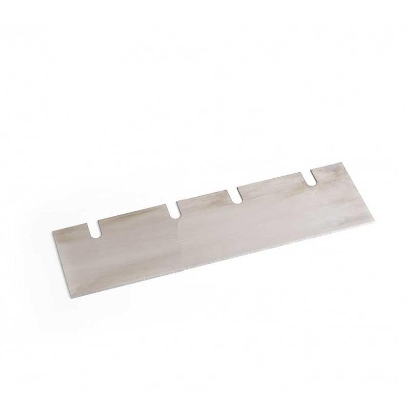 Pqte 10 cuchillas de recambio 210 x 1 mm para arrancadoras PRIMO Y DURO STRIPPER WOLFF