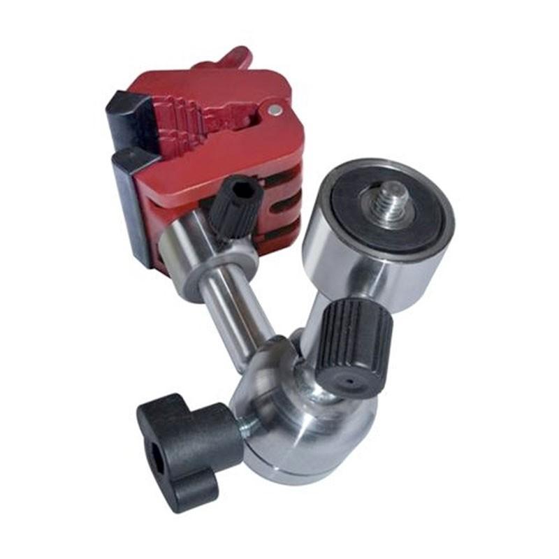 Soporte universal Multiclamp para lásers y cámaras PIHER